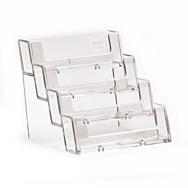 Visitenkartenhalter Taymar® 4 Etagen - 4 Fächer