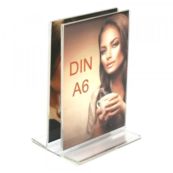 Menükartenhalter 2x DIN A6