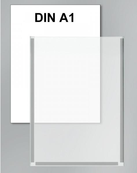 Zubehör: Plakattasche DIN A1