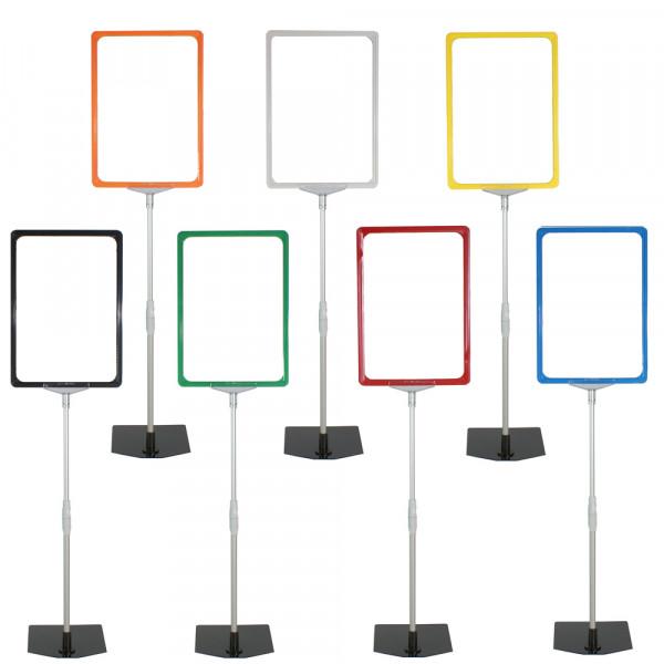 Plakatständer DIN A4 - ECO Serie - Farbe wählbar