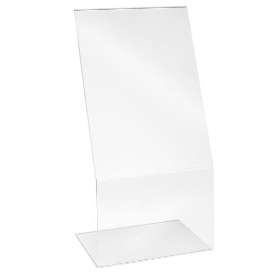 Tischaufsteller Acryl LIFT DIN A5, EXTRA HOCH