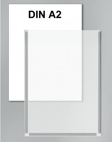 Zubehör: Plakattasche DIN A2