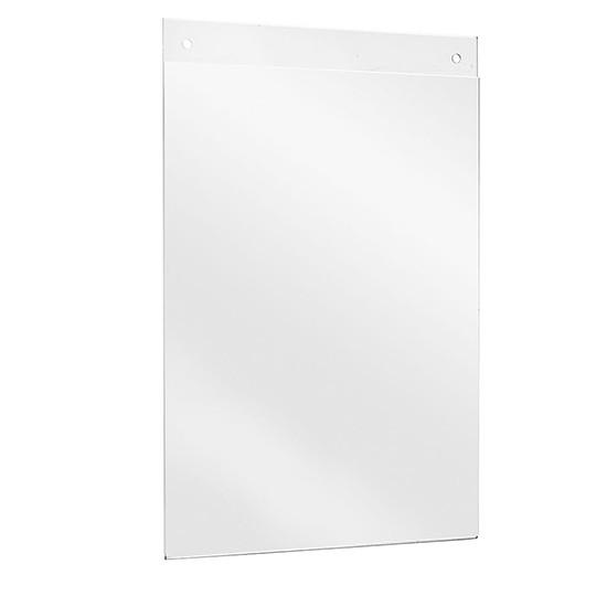 Wanddisplay Einzelblatt DIN A5 Hochformat