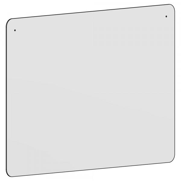 Spuckschutz Hängedisplay 90x60cm (B/H)