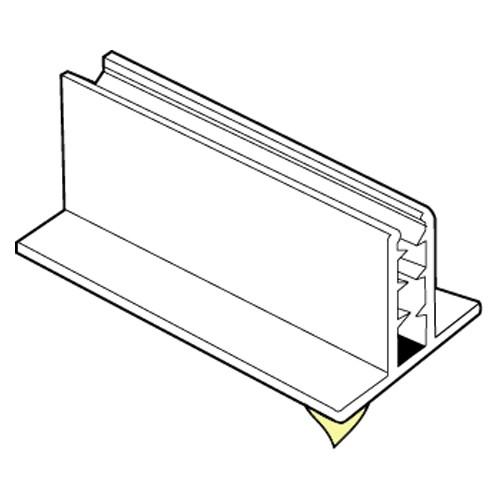 SuperGrip Mega-Displayhalter 4-6mm, selbstklebend 76mm