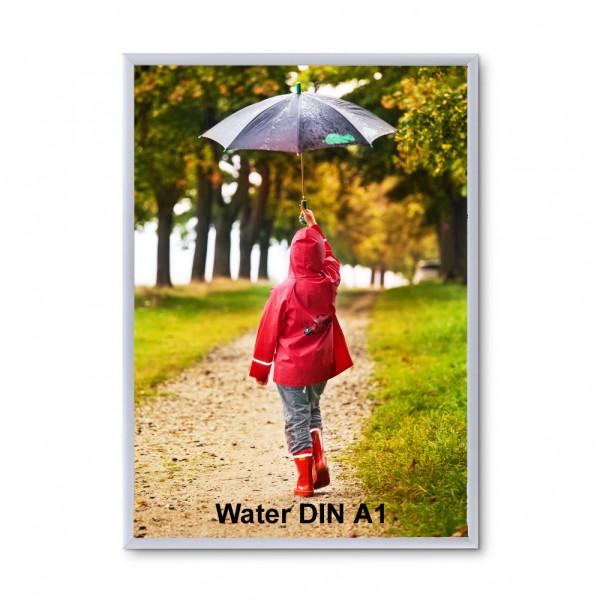 Klapprahmen Water 20mm DIN A1 wetterfest
