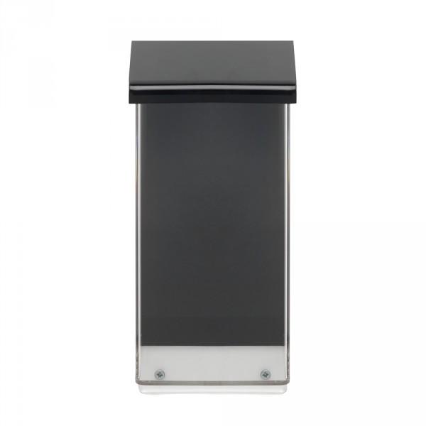 Prospekt-Aussenbox DIN lang - BLACK