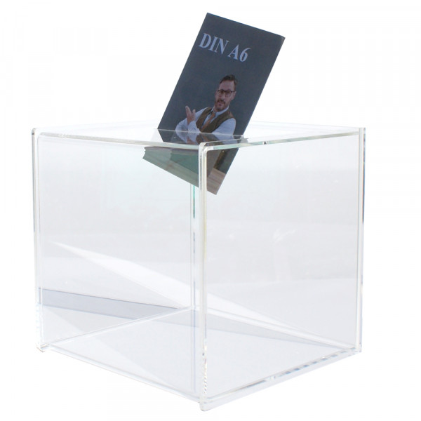 Losbox 20cm Premium Serie aus Plexiglas®