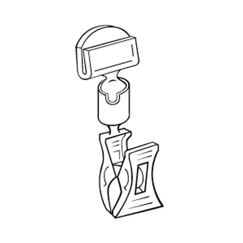 Schildhalter klein 27mm - VersaGrip