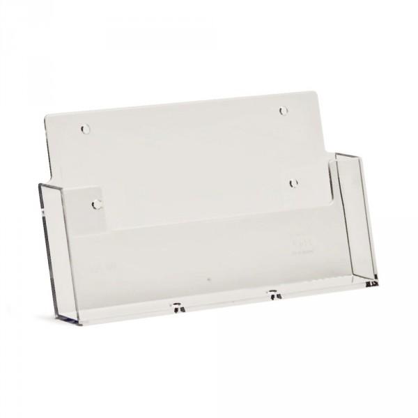 Wand-Prospekthalter Taymar® DIN A5 Querformat
