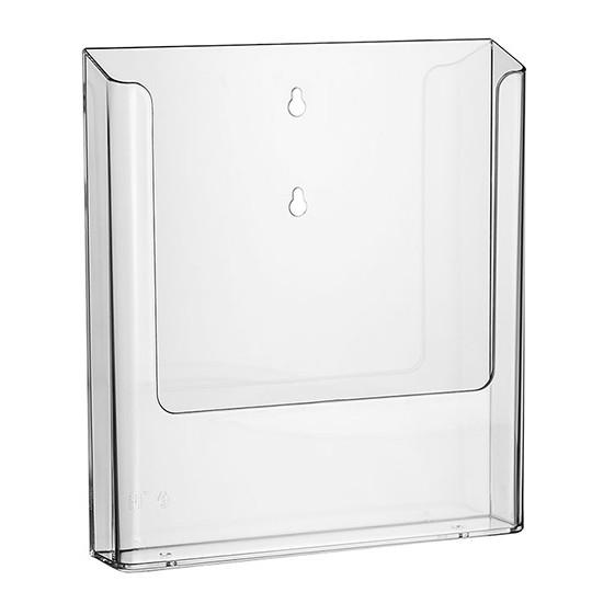 Wand-Prospekthalter NEDCO DIN A4