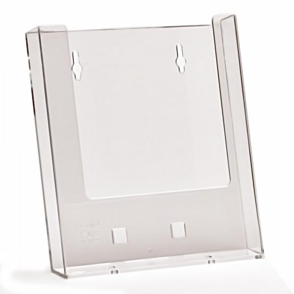 Wand-Prospekthalter Taymar® DIN A5 mit Standfuß