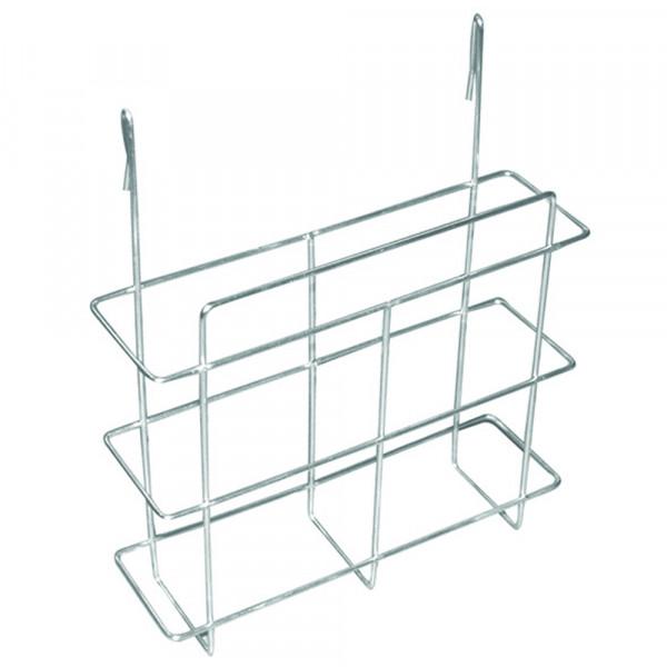 Metallkorb DIN A4 für Kundenstopper DIN A1 + DIN A2