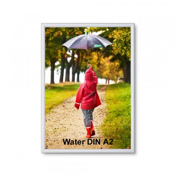 Klapprahmen WaterPro 20mm DIN A2 wetterfest