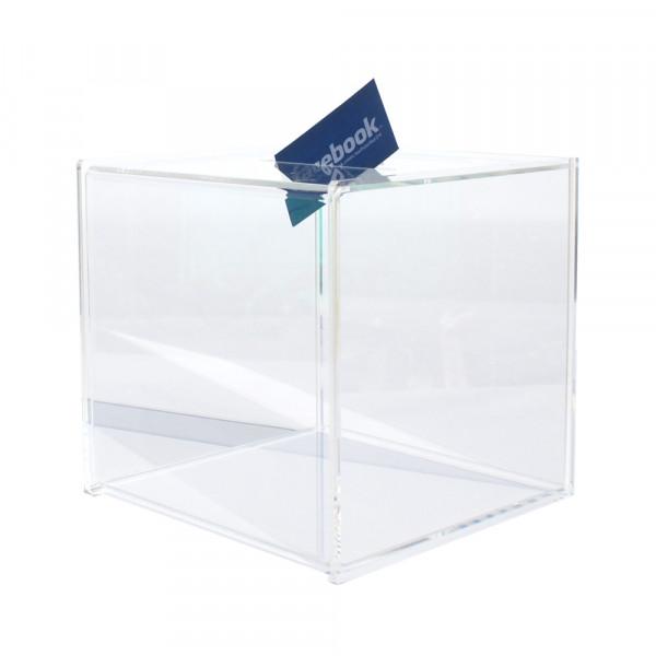 Losbox 15cm Premium Serie aus Plexiglas®