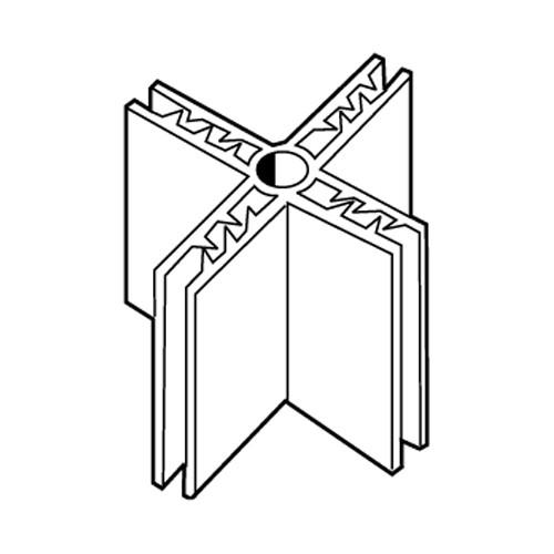 SuperGrip X - 20er Pack, bis 2mm, 25mm
