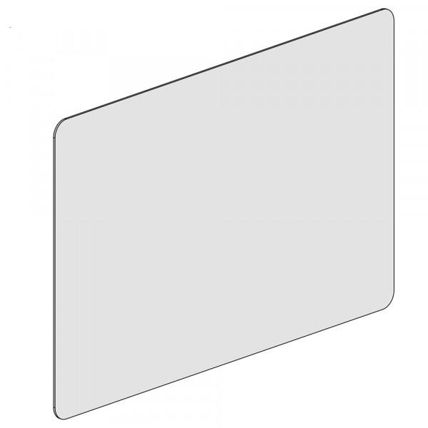 Spuckschutz und Trennwand 90x60cm (B/H)