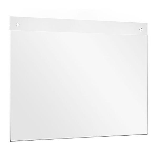 Wanddisplay Einzelblatt DIN A5, Querformat
