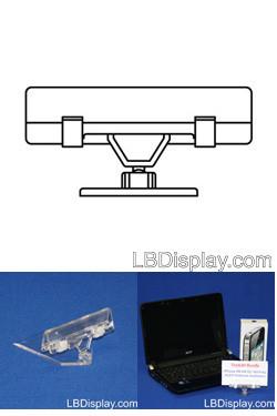 VersaGrip Schildhalter Feder 80mm mit Bodenplatte 40x75mm