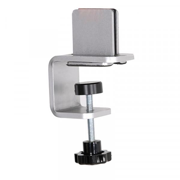 Tischmitte-Halterung Klemmen Set für Platten und Spuckschutz 2-8mm