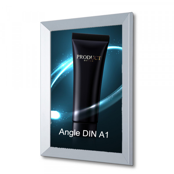 Klapprahmen Angle 35mm DIN A1