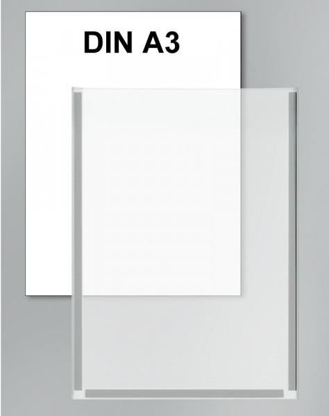 Zubehör: Plakattasche DIN A3