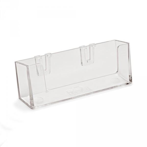 Visitenkartenhalter Clip-On Taymar® Querformat
