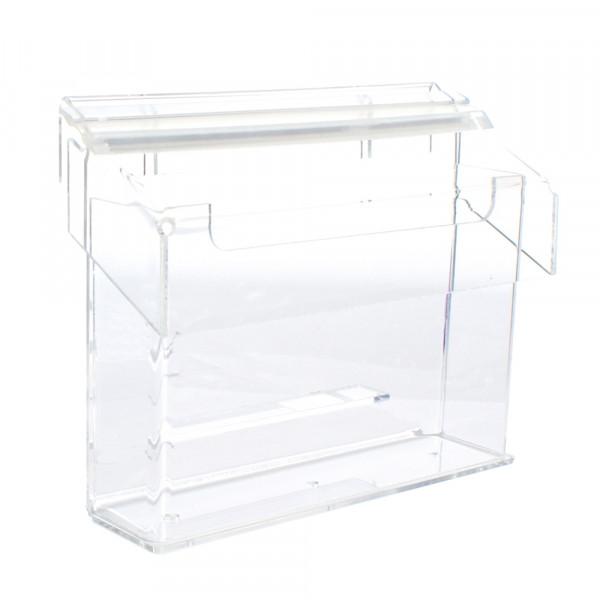 Prospekt-Aussenbox DIN A4 Querformat