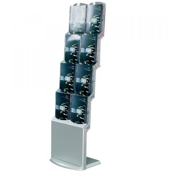 RealbigZIP Falt-Prospektständer 8x DIN A4