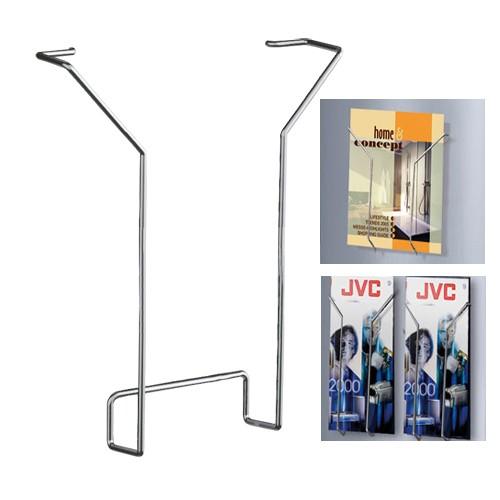 Zubehör: Prospektfach DIN A5 (Doppelpack)