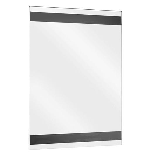 Wanddisplay Einzelblatt DIN A4 Hochformat mit Magnetstreifen