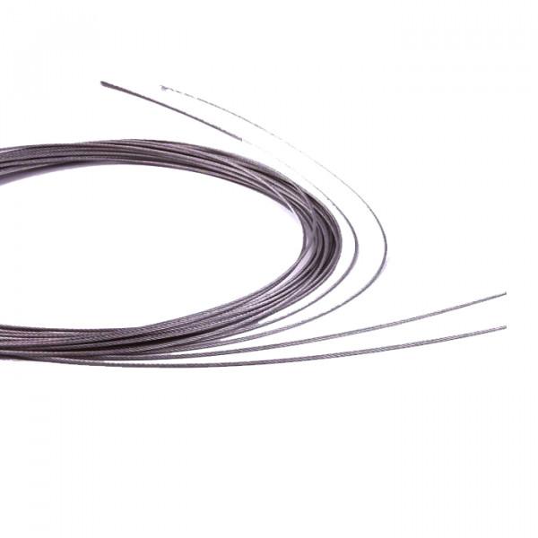Drahtseil 2mm, Länge 2m - 4m für Abhängesystem