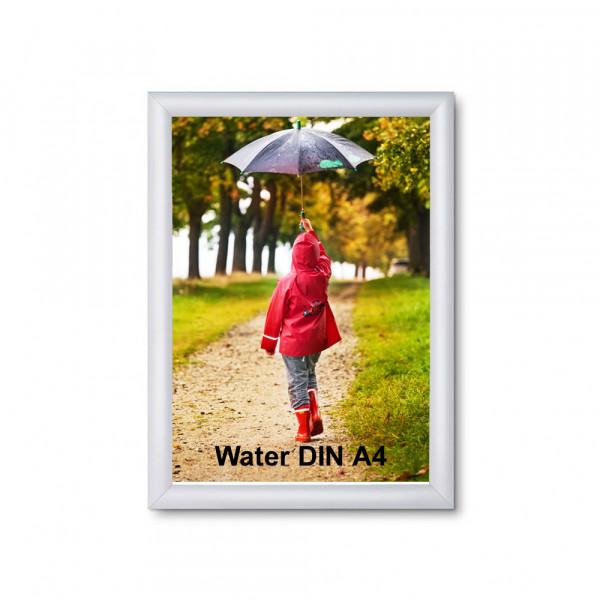 Klapprahmen WaterPro 20mm DIN A4 wetterfest