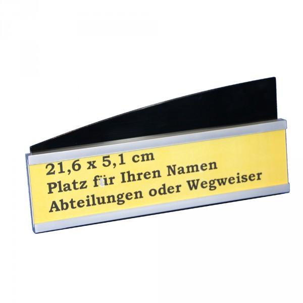 Türschild und Tresenschild 216x51mm Querformat