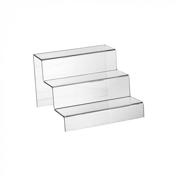 Deko-Treppe 3 Stufen 300x160mm (B/H) - 3mm