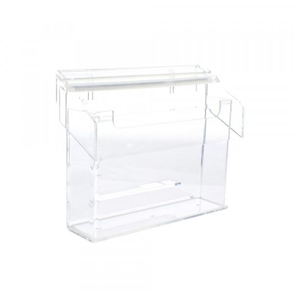 Prospekt-Aussenbox DIN A6 Querformat