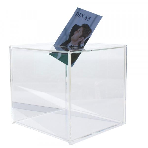 Losbox 30cm Premium Serie aus Plexiglas®