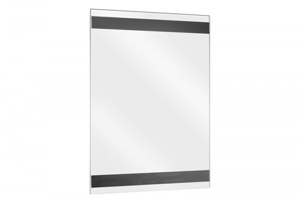 Wanddisplay Einzelblatt DIN A6 Hochformat mit Magnetstreifen